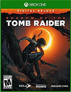 Shadow of the Tomb Raider - Digital Deluxe Edition - Xbox One [Digital Code] (B07CPY7DHQ) | Amazon price tracker / tracking, Amazon price history charts, Amazon price watches, Amazon price drop alerts