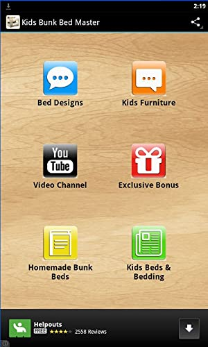 Kids Bunk Bed Master