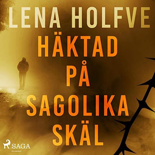 Häktad på sagolika skäl audiobook cover art