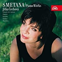 Bedrich Smetana: Piano Works, Vol. 8 by Jitka Cechova (2013-05-03)