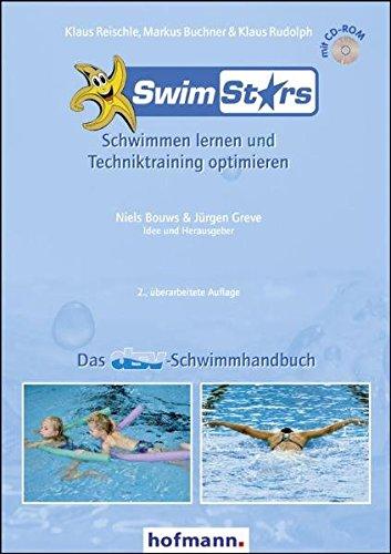 SwimStars: Schwimmen lernen und Techniktraining optimieren. Das dsv-Schwimmhandbuch.