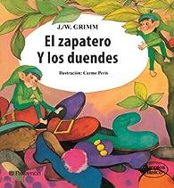 El zapatero y los duendes par Jacob Grimm