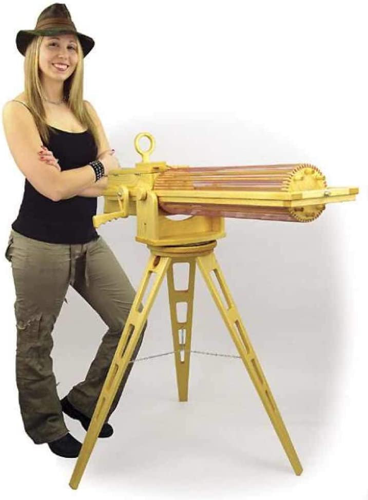 WoodworkersWorkshop Woodworking Plan to Build Same day shipping Rubbe Fire Rapid A unisex