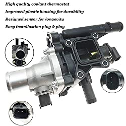 96984104 Thermostat Housing Assembly For Chevrolet Cruze 2011-13 Engine Cooling