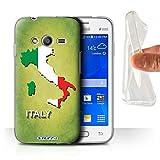 Hülle Für Samsung Galaxy Ace 4 Lite/G313 Flagge Land