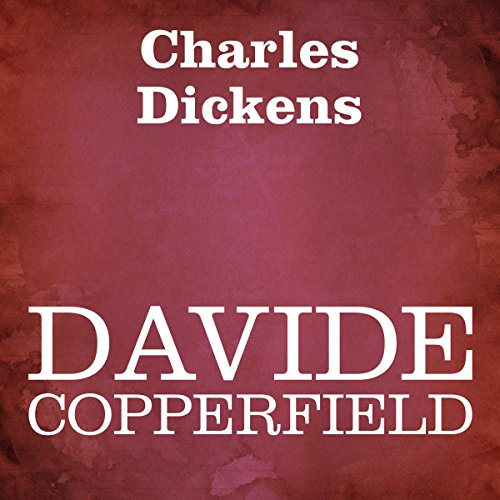 Couverture de Davide Copperfield