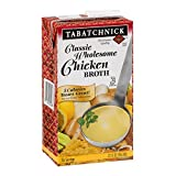 Tabatchnick Classic Wholesome Chicken Broth, 32 oz