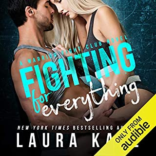 Fighting for Everything audiobook cover art