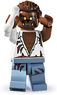 LEGO Series 4 Collectible Minifigure Werewolf (Halloween)