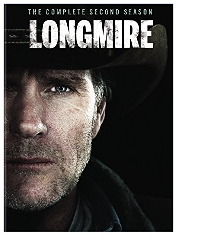 Longmire: The Complete Second Season (3pc) / (3pk) [DVD] [Region 1] [NTSC] [US Import]