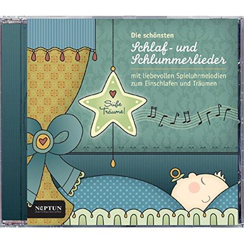 Schlaf- und Schlummerlieder (1065), mit Spieluhrmelodien zum Einschlafen und Träumen, Schlaflieder für Babys und Kinder