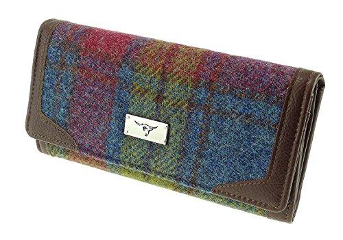 Harris Tweed , Damen-Geldbörse