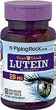 Lutein 20mg + Zeaxanthin 90 Softgels