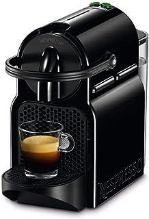 De'Longhi Nespresso Inissia En 80.B, Yüksek Basınç Pompası, Enerji Tasarrufu Fonksiyonu, Kompakt Tasarım, Siyah