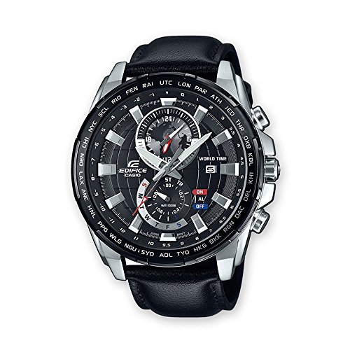 Casio Herren-Armbanduhr Analog Quarz Resin EFR-550L-1AVUEF