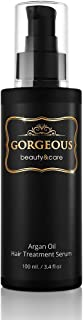Best hair treatment Serum with Argan Oil 100 ml Professional Hair care gorgeous