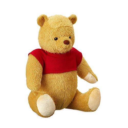 Disney Winnie The Pooh Plush - Christopher Robin - Medium - 14 Inch