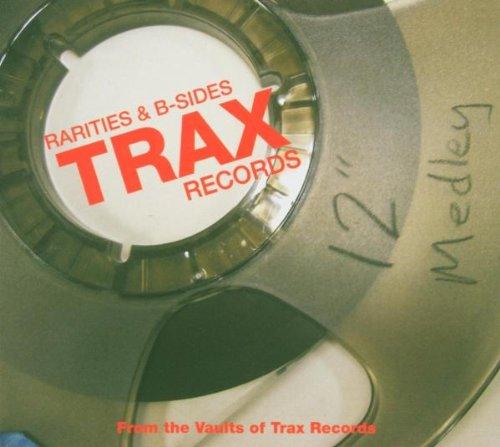 Rarities & B-Sides dos cofres de Trax Records [Audio CD] Trax Rareties & B-Sides