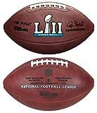 Wilson NFL Super Bowl LII (52) Official Football New England Patriots vs Philadelphia Eagles