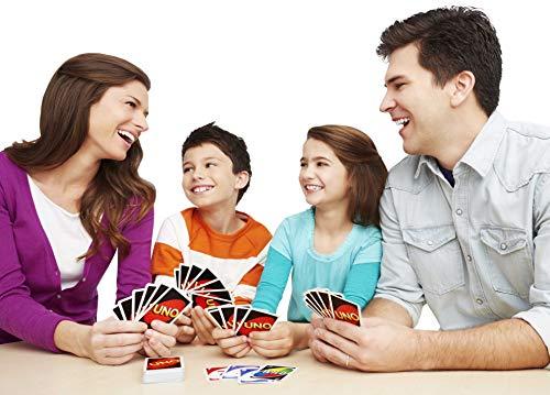 Mattel Uno Playing Card Game 3