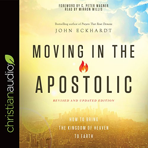 Moving in the Apostolic audiobook cover art