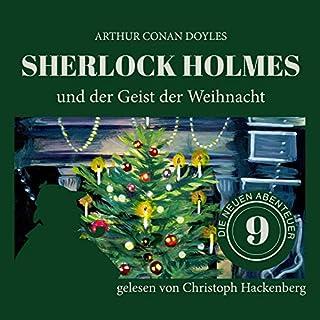 Sherlock Holmes und der Geist der Weihnacht Titelbild