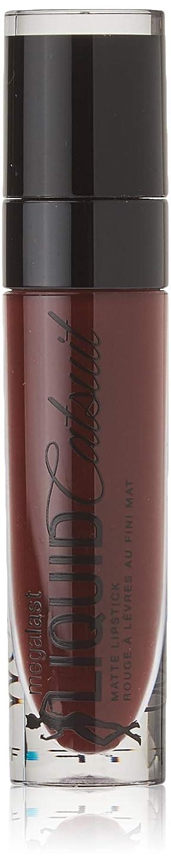 精巧な朝の体操をする迅速WET N WILD MegaLast Liquid Catsuit Matte Lipstick - Video Vixen (並行輸入品)