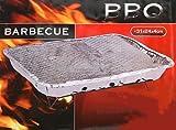 Idena 830795–BBQ Parrilla Barbacoa, zündfertig, Desechables Barbacoa