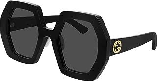 Gucci GG0772S BLACK/GREY 55/26/145 women Sunglasses