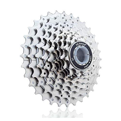 JYPBIKE Cassette pour vélo de MTB 9 Vitesses 11-32T Corps SRAM Shimano pour Vélo à Vitesse Variable