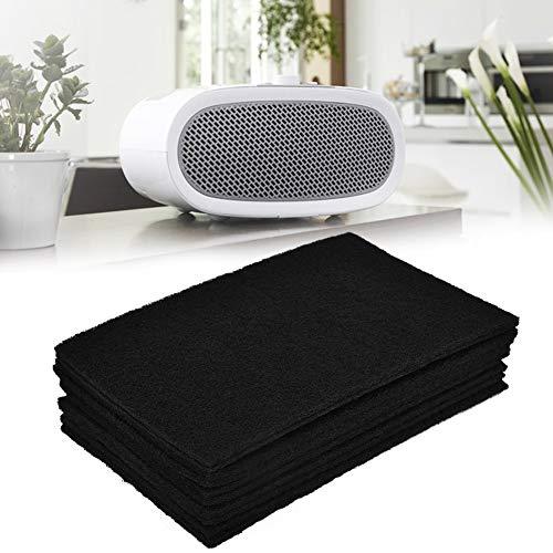 Carbon Sponge Water Filter, 10pcs Replacement Carbon Sponge Filters for...