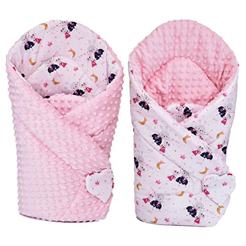 Sevira Kids – Saco de dormir reversible para bebé