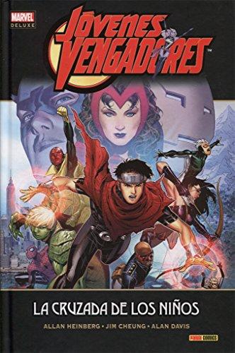 Jóvenes Vengadores 3. La Cruzada De Los Niños (MARVEL DELUXE)