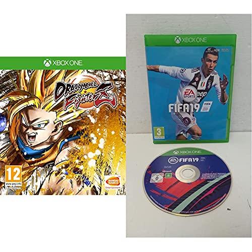 Dragon Ball Fighterz - Xbox One & FIFA 19 - Xbox One
