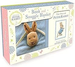 Peter Rabbit: Book and Snuggle Blanket Box Set