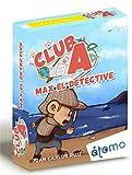 Atomo Games. Club A. MAX el Detective Juego Educativo. cálculo, atención
