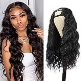 Best Brazilian Virgin Hairs - Nvnvdij U Part Wigs Body Wave Brazilian Virgin Review
