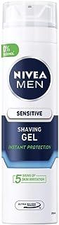 NIVEA MEN Sensitive Shaving Gel, Chamomile & Hamamelis, 200ml