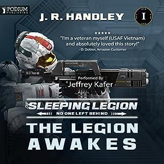 The Legion Awakes cover art