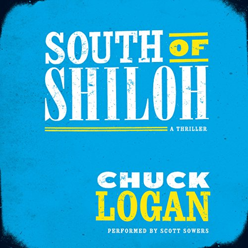 South of Shiloh audiobook cover art