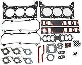 Head Gasket Set Kit For 1998-2008 Toyota Celica MR2 Corolla Matrix Chevrolet Prizm Prime Vibe 1.8L I4 DOHC Engine Code 1ZZFE 2ZZFE MLS Multilayered Steel
