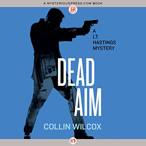 Dead Aim audiobook cover art
