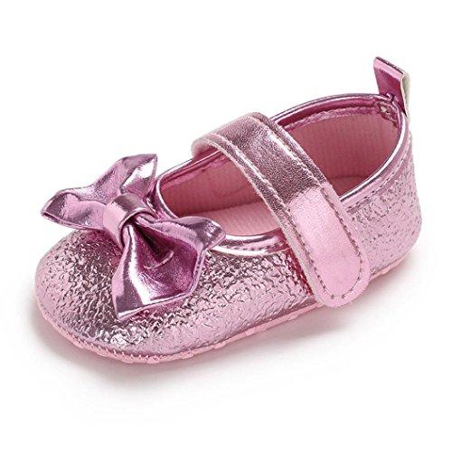 HOMEBABY Peuter Baby Meisjes Cartoon Prinses Schoenen Romeinse Dans Sandalen, Baby Kinderen Zachte Casual Wandelschoenen Baby Zomer Anti-Slip Sneaker Trainers voor 0-18 Maand