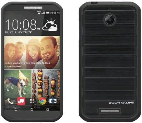 wholesale Body Glove HTC Desire 510 Rise high quality Case - Black / discount Black online sale