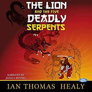 The Lion and the Five Deadly Serpents cover art