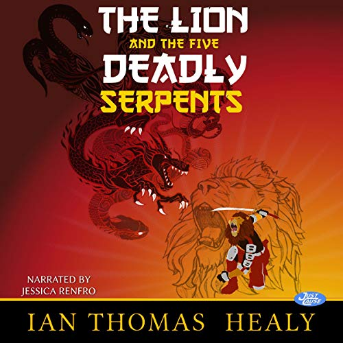 The Lion and the Five Deadly Serpents Titelbild