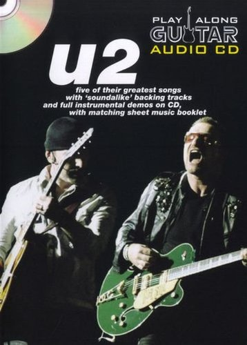 Play Along Guitar Audio Cd U2 Tab
