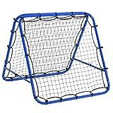 HOMCOM Target Ball Kickback Soccer Goal Football Training Game Kids Childrens Target Goal