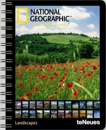 National Geographic Calendar 2010. Landscapes. Buchkalender