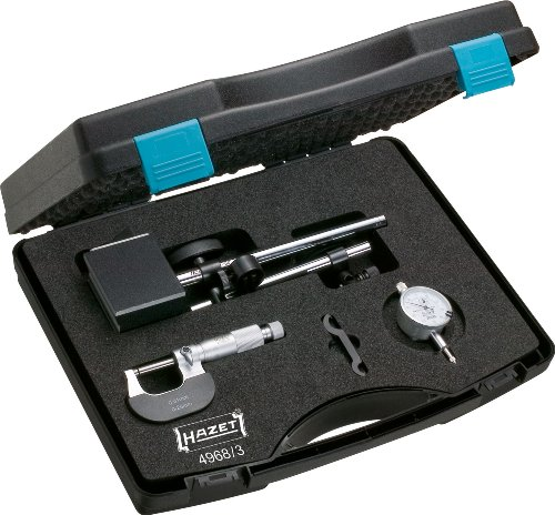 Price comparison product image Hazet 4968 / 3 Brake Test Tool Set - Multi-Colour
